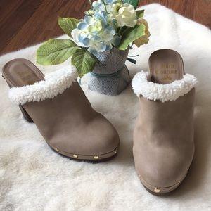 🎖HP🎖NWOT Juicy Couture Anora Mule Heels